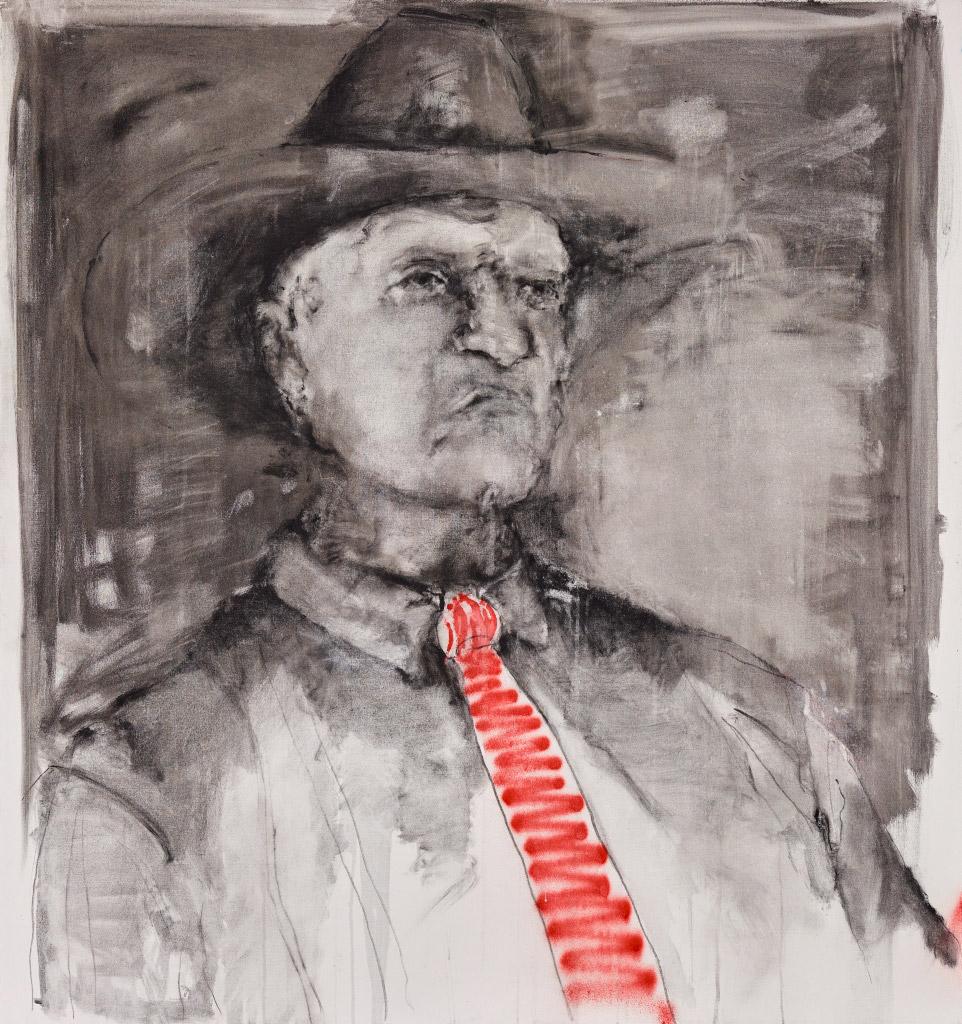 Tennyson (NSW) Australia  city pictures gallery : Kristin Tennyson: Bob Katter, federal MP :: Archibald Prize 2015 ...