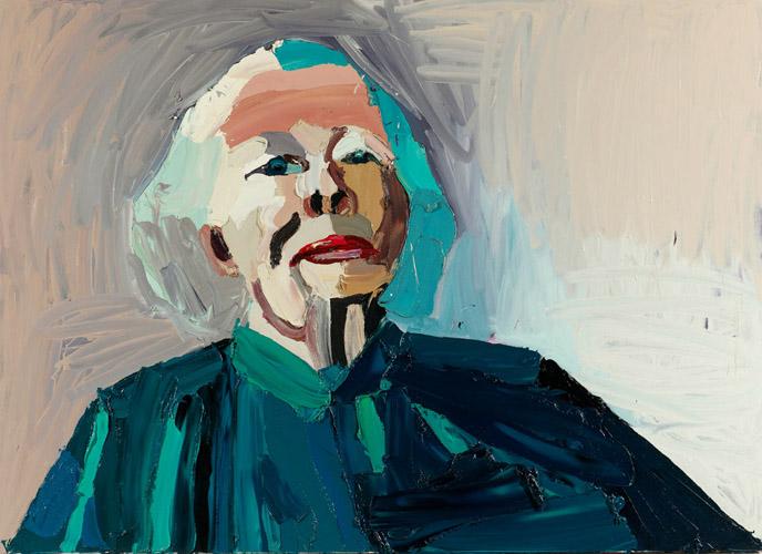 Paint Over Portraits Art