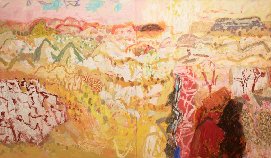 Paintings In Art Gallery In Kimberley