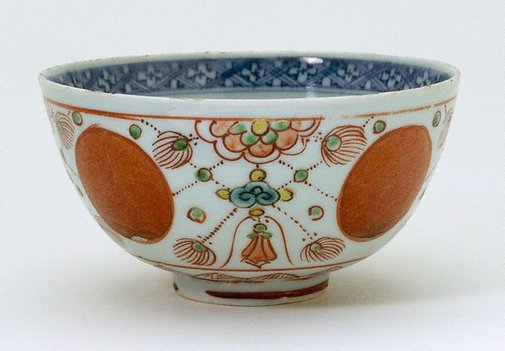 An image of Tea bowl by